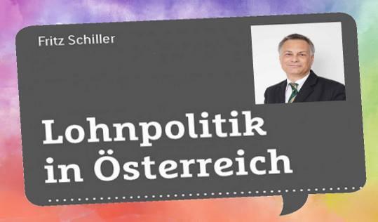 Buchpräsentation: Lohnpolitik inÖsterreich